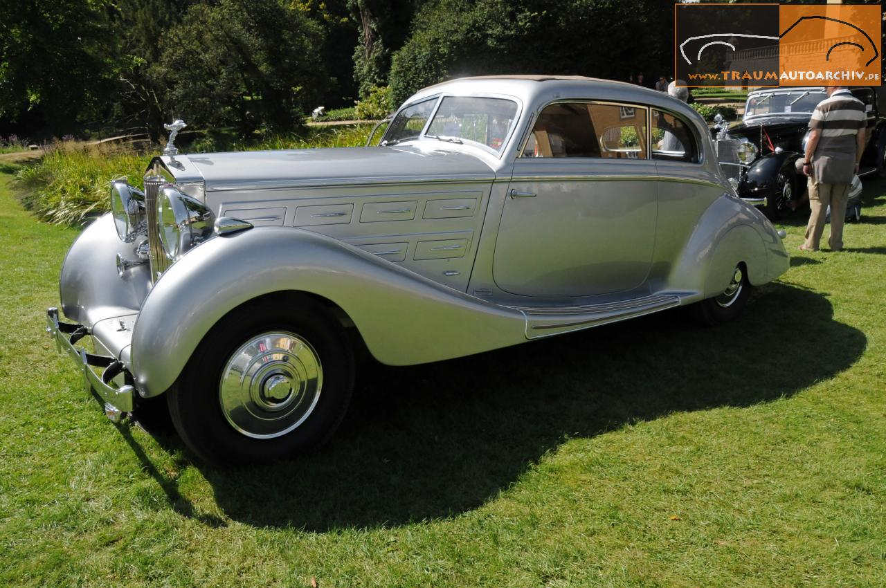 1938 Rolls Royce Wraith Related Infomation Specifications