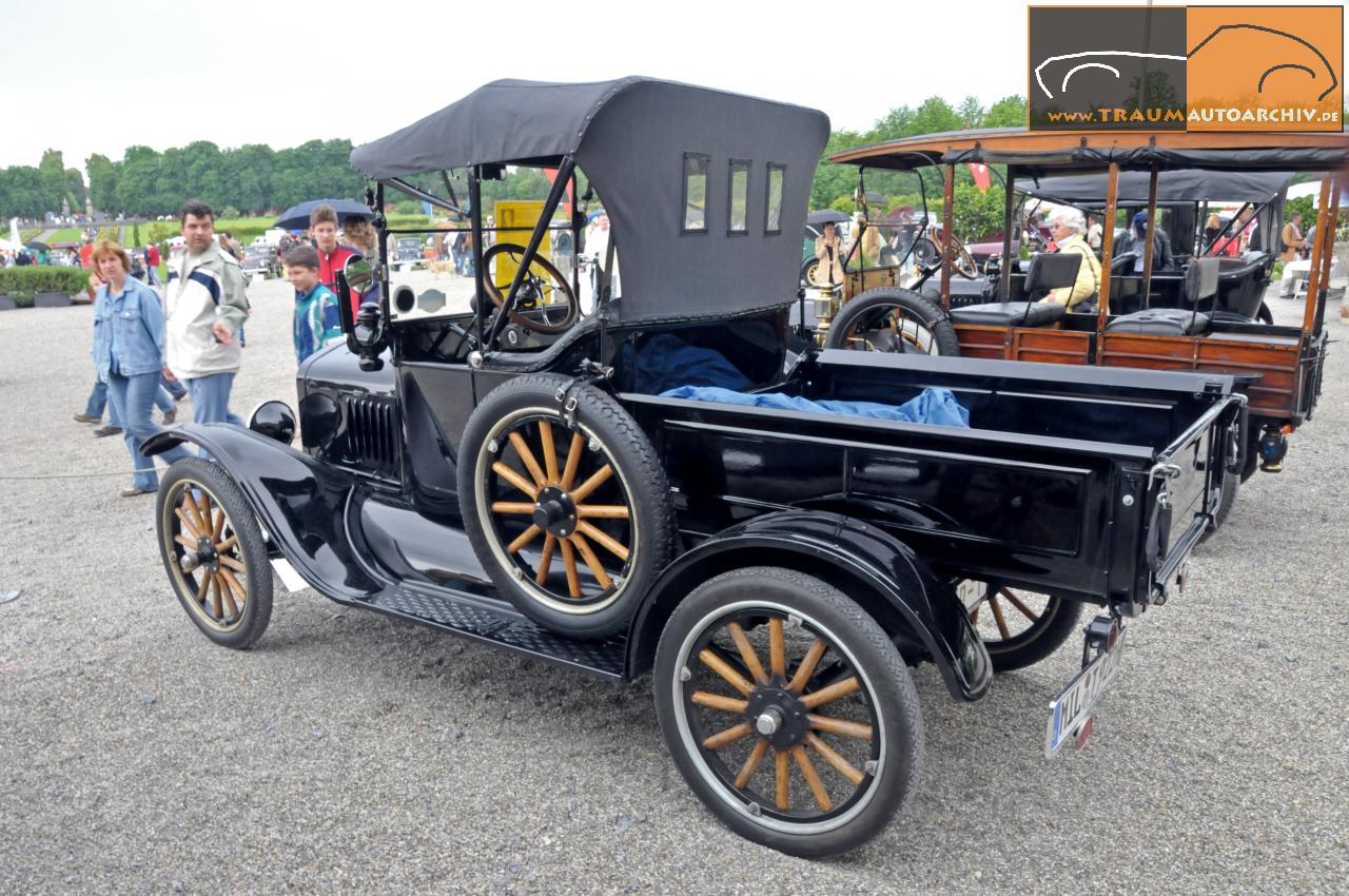 Ford T Pick Up Cabrio 1922 Jpg